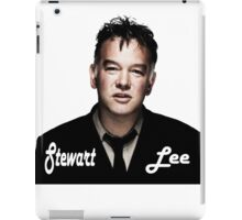 Stewart Lee iPad Case/Skin