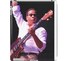 Stanley Clarke Bass Master iPad Case/Skin
