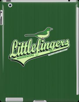 The Harrenhal Littlefingers by AngryMongo