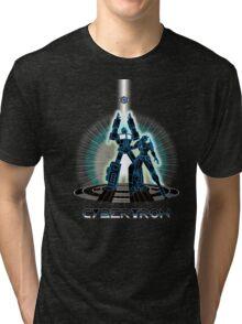 CyberTRON Tri-blend T-Shirt
