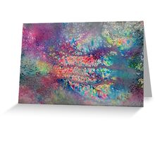 Abstract.26 Greeting Card