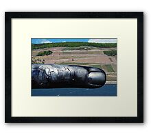 This way.... Framed Print