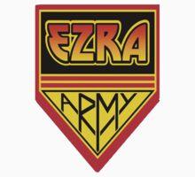 Ezra Army Shirt Kids Tee