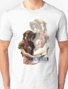 Aerith Gainsborough - Final Fantasy VII Advent children T-Shirt