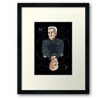 King of the Mutants (M) Framed Print