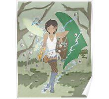 Changeling Sorceress Poster