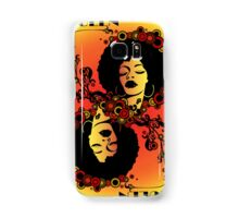 Afro Queen Samsung Galaxy Case/Skin