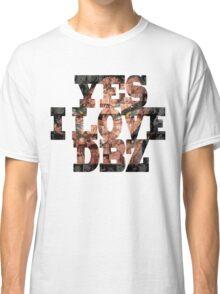 yes i love dbz Classic T-Shirt