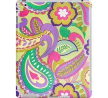 Flowers Patterns iPad Case/Skin