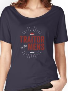 Traitor to the Mens (Dark) Women's Relaxed Fit T-Shirt