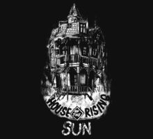 House of the Rising Sun - B&W by Stirpel