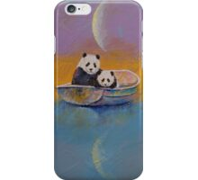 Panda Lake iPhone Case/Skin