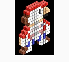 Sawed Off Mario (Cross Section) Unisex T-Shirt