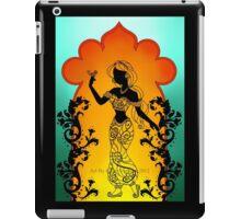 Silhouette Jasmine iPad Case/Skin
