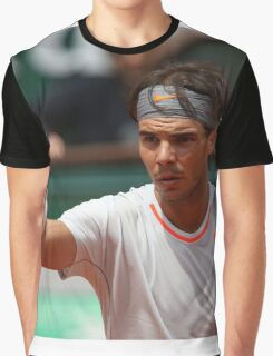 Rafael Nadal Graphic T-Shirt