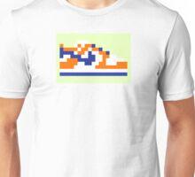 8-bit Kicks (Supa) Unisex T-Shirt