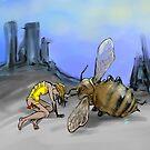 Bee Keeper by Ellen Marcus