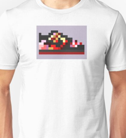 8-bit Kicks (Pushead) Unisex T-Shirt