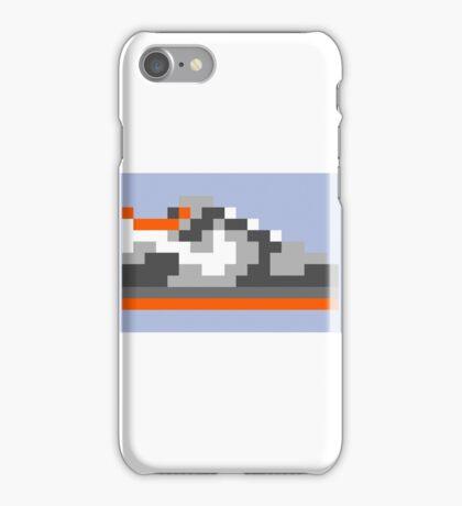 8-bit Kicks (Pigeon) iPhone Case/Skin