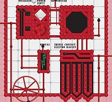 Rocky Horror Control Panel by ShawnHallDesign
