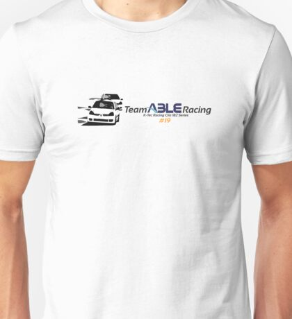 Team Able Racing Unisex T-Shirt