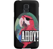 Parrot Scarlet Macaw Tropical Bird - Samsung Samsung Galaxy Case/Skin