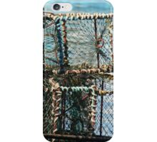 Lobster Crates iPhone Case/Skin