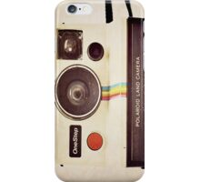 Distressed Land Camera iPhone Case/Skin