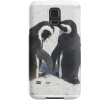 Penguin Love Samsung Galaxy Case/Skin