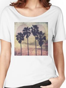 Heart and Palms Women's Relaxed Fit T-Shirt