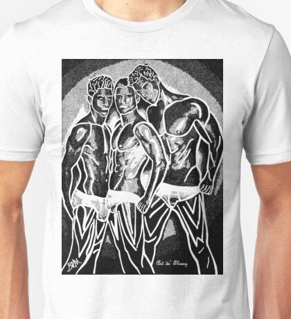 Hot Dude - The Boys Unisex T-Shirt