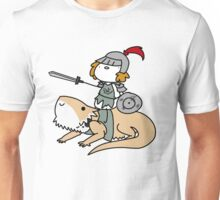 The valiant steed  Unisex T-Shirt