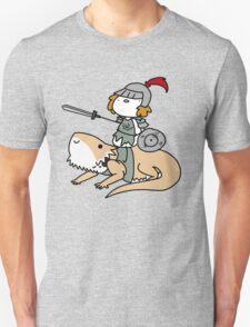 The valiant steed  T-Shirt