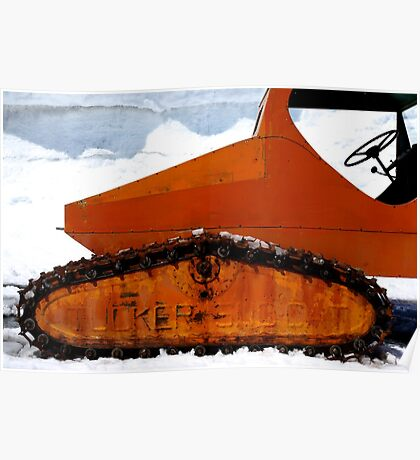 Old Sno Cat 2 Poster