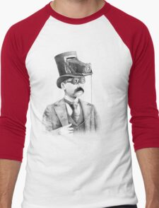 The Photographer Men's Baseball ¾ T-Shirt