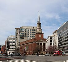 The New York Avenue Presbyterian Church by 2Canons