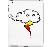 Murder Cloud iPad Case/Skin