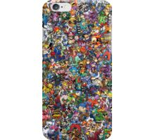All Pokemon Here iPhone Case/Skin