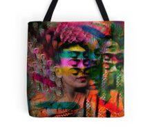 Una, Nessuna e cento Frida Tote Bag