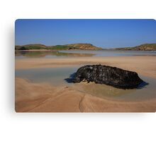 Ards Forest Park Beach Canvas Print