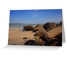 Ards Beach, Donegal Greeting Card
