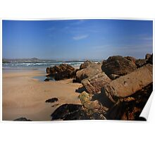 Ards Beach, Donegal Poster