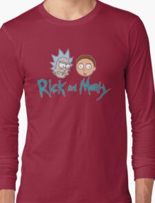 Rick n Morty  Long Sleeve T-Shirt