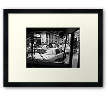 New York Street Photography 14 Framed Print