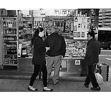 New York Street Photography 18 Photographic Print