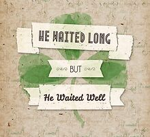 He Waited Long by 7vci