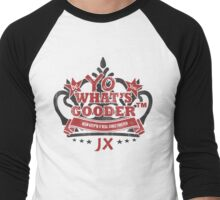 YO WHAT'S GOODER Men's Baseball ¾ T-Shirt