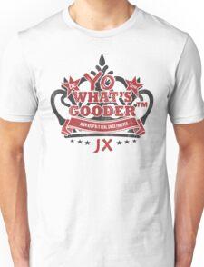 YO WHAT'S GOODER Unisex T-Shirt