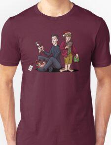 A Very Sherlockian Christmas T-Shirt