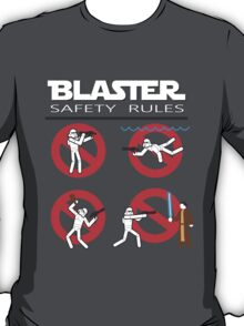 Blaster Safety T-Shirt